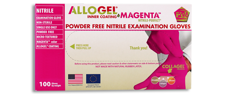 Allogel Gloves <br/>In-Stock