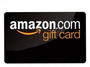 Amazon $75 Gift card
